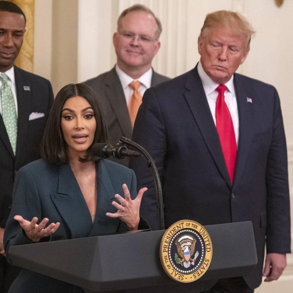 ASAP Rocky : US-Rapper in schwedischer Haft - Kim Kardashian bittet Trump um Hilfe