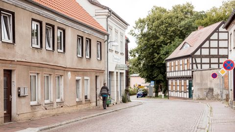 Andere Welt,andere Prioritäten: In Penzlin verstehen sie die Aufregung um die Zusammenarbeit zwischen AfD und CDU nicht