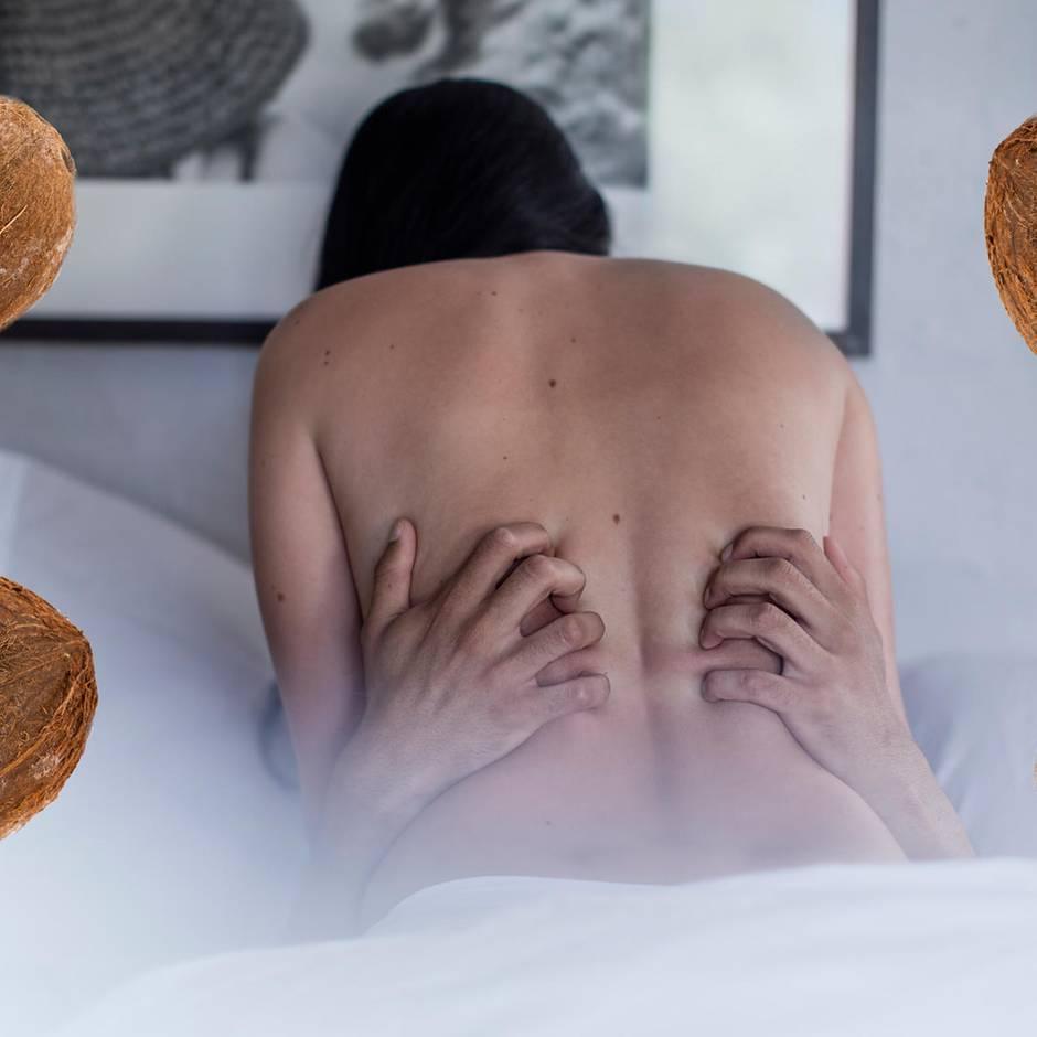 Lifehack fürs Bett: Was hat eine Kokosnuss mit Sex zu tun? Der kuriose Sex-Tipp einer Twitter-Userin
