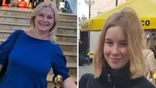 In München spurlos verschwunden: Maria und Tatiana Gertsuski
