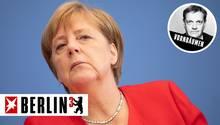 Bundeskanzlerin Angela Merkel hat sich von Donald Trumps Anfeindungen gegen die Demokratinnen distanziert