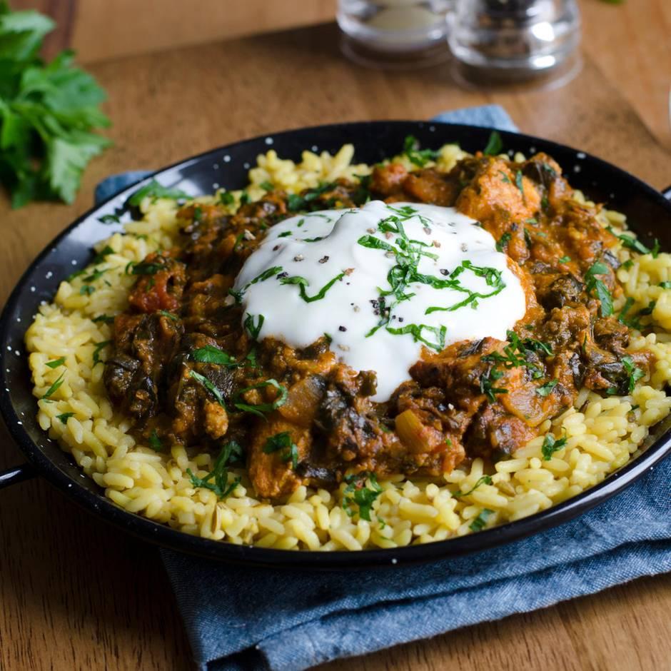 Garam Masala: Leckere Rezeptidee mit indischem Curry
