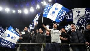 Fans von Tottenham Hotspur (Archivbild)