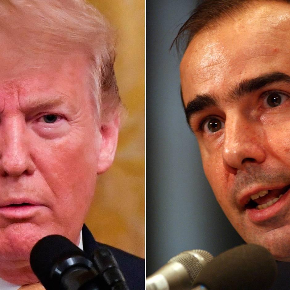 Missbrauchsskandal um US-Milliardär: Epstein-Affäre zwang Arbeitsminister aus dem Amt: Trump will Richtersohn zum Nachfolger machen