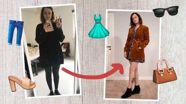 Mehr Nachhaltigkeit im Kleiderschrank: Eine Stylistin hat mir geholfen