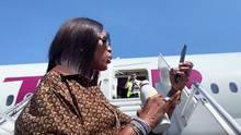 Krasser Putzfimmel: Das macht Naomi Campbell vor jedem Flug