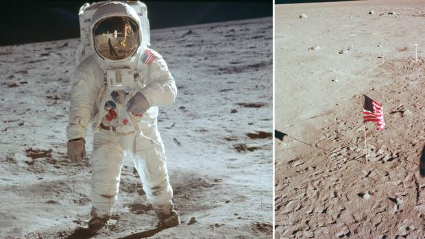 Mondlandung vor 50 Jahren: Warum der Traum von der Reise zum Mond wieder aktuell ist