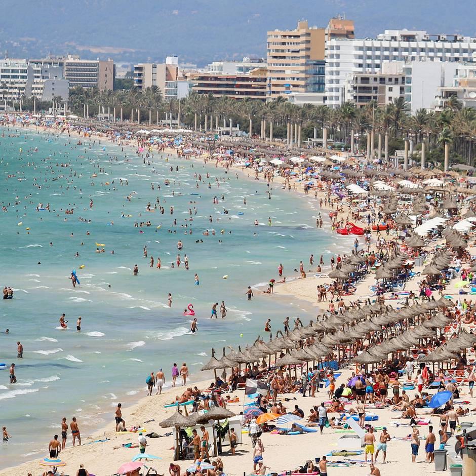 Am Ballermann: 39-jähriger Urlauber aus Deutschland auf Mallorca ertrunken