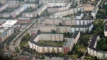 Blick auf den Rostocker StadtteilDierkow. Hier ereignete sich das Unglück in der Nacht zu Sonntag