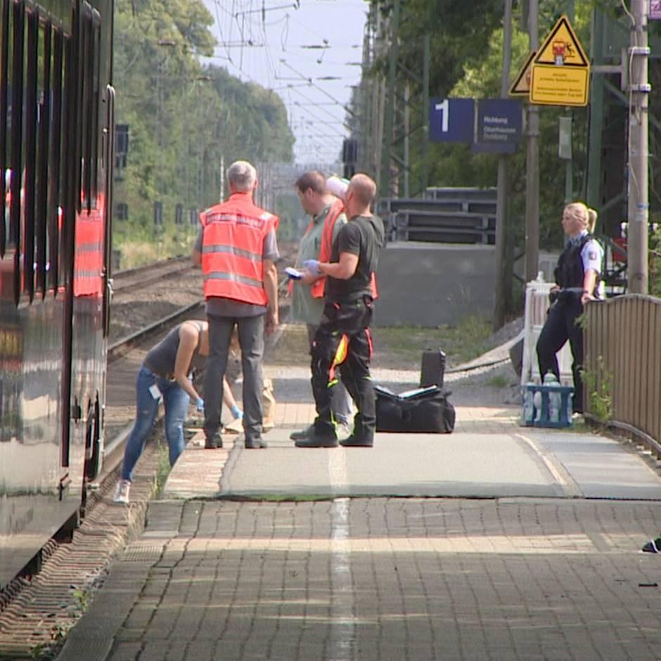 News von heute: Täter vom Bahnhof Voerde nach Todesstoß in Psychiatrie