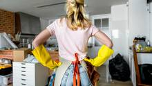 Hygiene im Haushalt: Wie oft Sie wirklich putzen müssen – Gute Nachricht für Faule