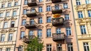 Ein Haus in Berlin als Symbolfoto für Nachrichten aus Deutschland