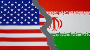 Die Beziehungen zwischen den USA und dem Iran sind derzeit äußerst Angespannt (Symbolbild)