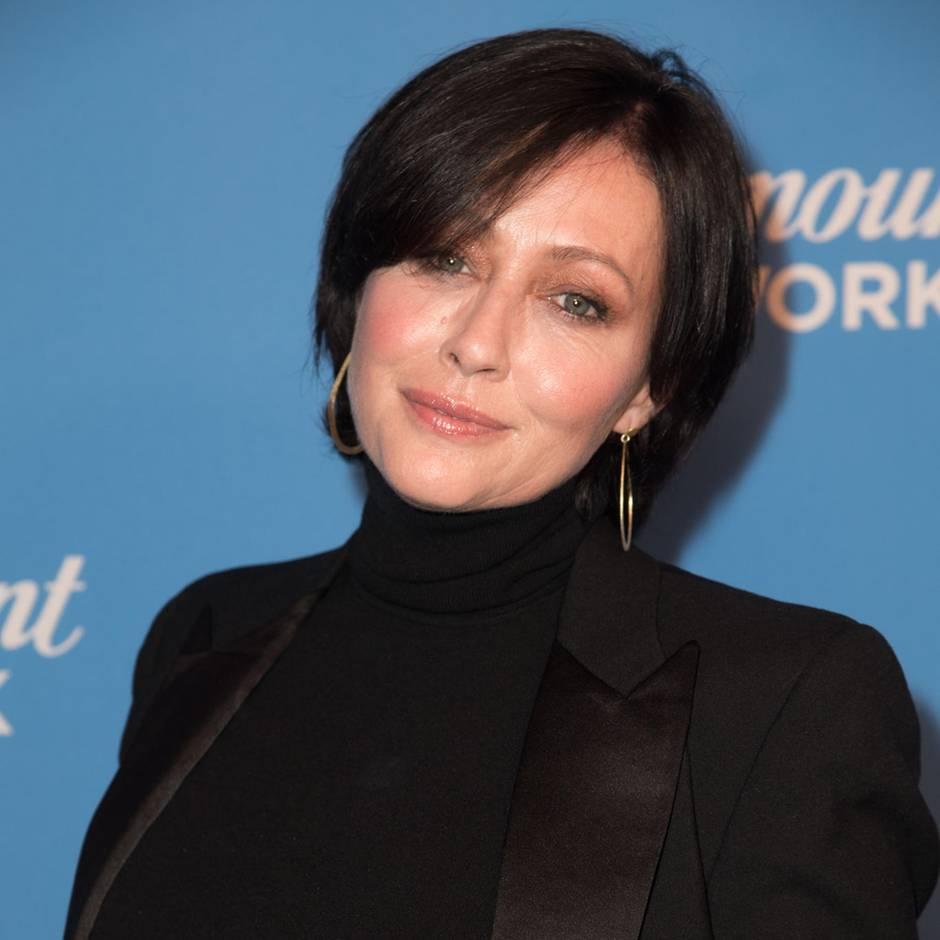 """Netflix, Amazon Prime Video und Co.: Shannen Doherty spielt in """"Riverdale"""" für ihren verstorbenen Ex-Kollegen Luke Perry"""