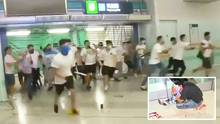 Hongkong: Brutale Schlägertrupps gehen auf regierungskritische Demonstranten los