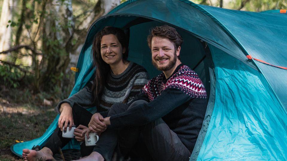 Anne-Sophie Hußler und Patrick Pirl