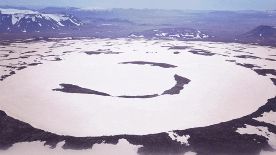 Gletscher Ok