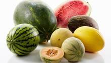 eltweit gibt es 750 Melonensorten