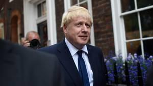Boris Johnson, Favorit um die Nachfolge der britischen Premierministerin Theresa May