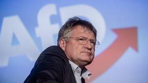 Jörg Meuthen, Co- Bundessprecher der AfD