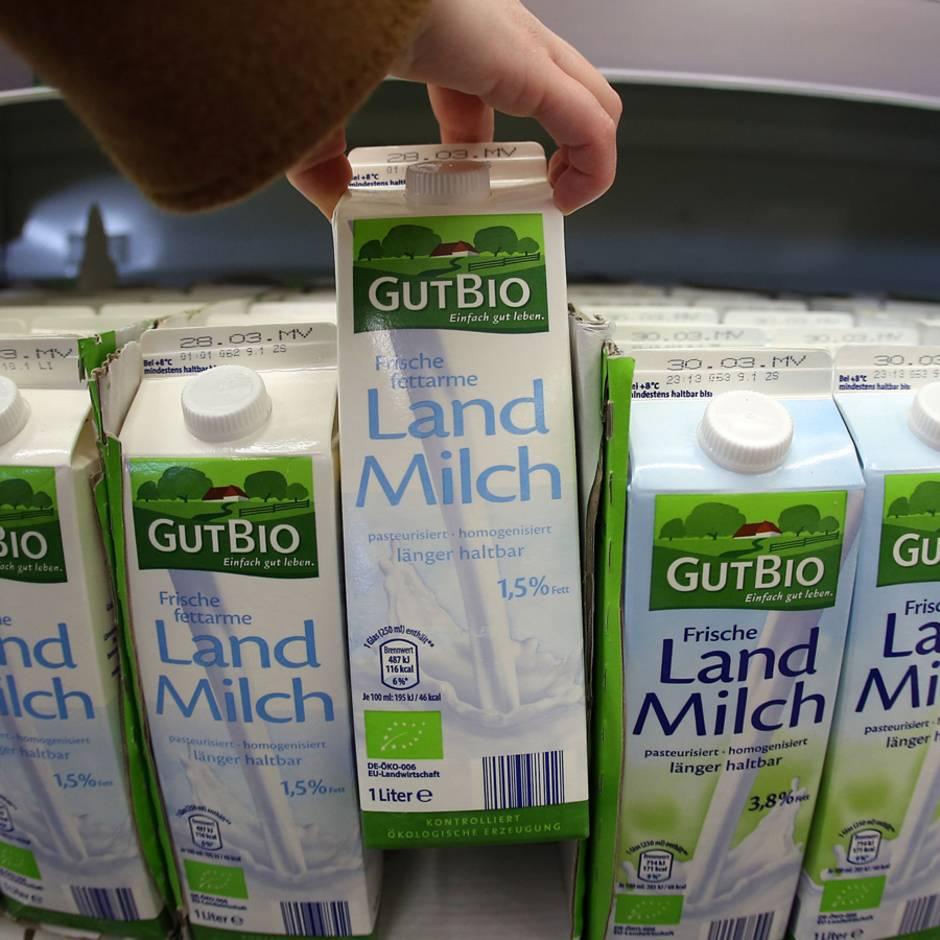 Studie: Darum sollten Sie Milch im Getränkekarton kaufen