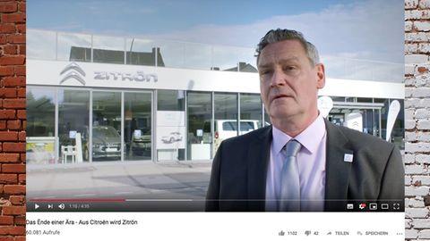 """""""Das Ënde einer Ära"""": Zitrön statt Citroën: Was hinter der Namensänderung des Autoherstellers steckt"""
