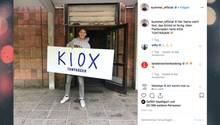 Kraftklub: Sänger Felix Kummer