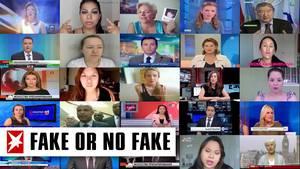 Zahlreiche Fake-Videos