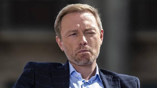 """Christian Lindner beim """"Bericht aus Berlin""""-Sommerinterview"""