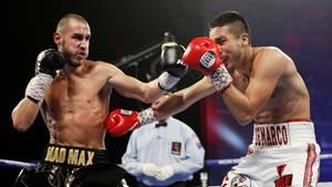 Der russische Profi-Boxer Maxim Dadaschew