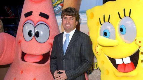 """""""Spongebob Schwammkopf""""-Erfinder ist heimlich in jeder Folge versteckt"""