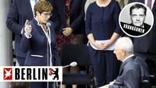 Auf Annegret Kramp-Karrenbauer kommt als Verteidigungsministerin viel Arbeit zu