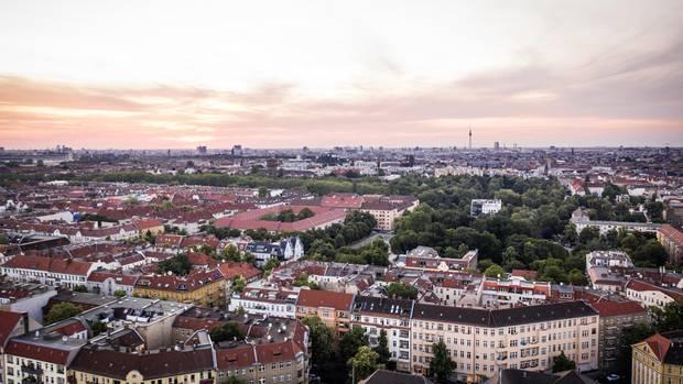 Blick über Berlin-Neukölln: In diesem Viertel leben Menschen aus 160 Ländern