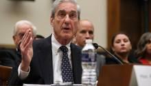 Robert Mueller vor dem US-Kongress