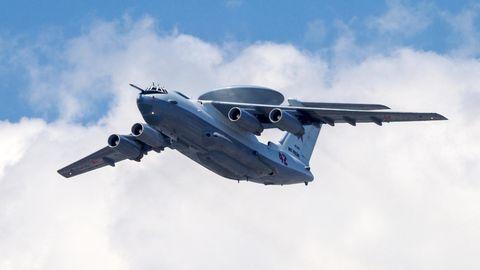 Ein russisches Frühwarnflugzeug des Typs A-50 soll in den südkoreanischen Luftraum eingedrungen sein