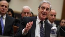 Ex-Sonderermittler Robert Mueller wird vom US-Kongress befragt