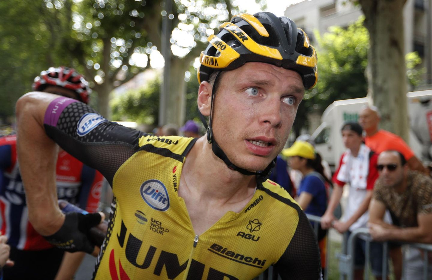 Tour de France Tony Martin nach der 17. Etappe in Gap