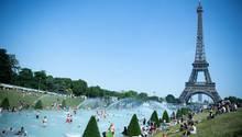 So gehen Europas Großstädte mit der Hitze um.