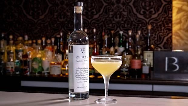 Vestal Vodka macht vieles anders als die Mitbewerber und kann deshalb auch höhere Preise verlangen.