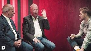Strafmündigkeit: Rainer Wendt und Andreas Müller diskutieren in der stern-DISKUTHEK
