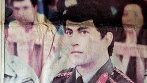 Kyriakos Papachronis beim Prozess