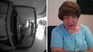 Irina Katz wurde vor ihrer Synagoge antisemitisch beschimpft und bedroht