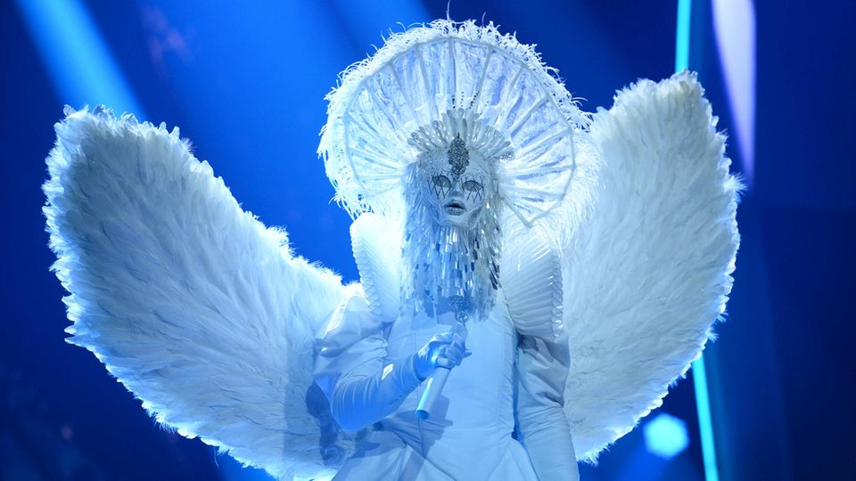 Der Engel singt gerne Rammstein