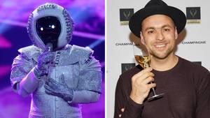 """Unter dem Astronauten-Kostüm bei """"The Masked Singer"""" verbirgt sich wahrscheinlich Max Mutzke."""