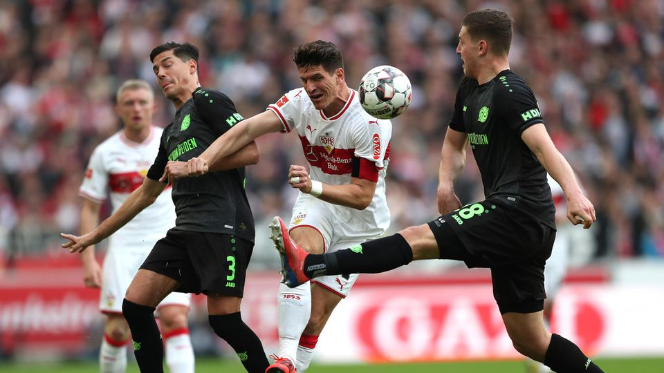 2. Bundesliga Saison-Auftakt: VfB Stuttgart gegen Hannover 96