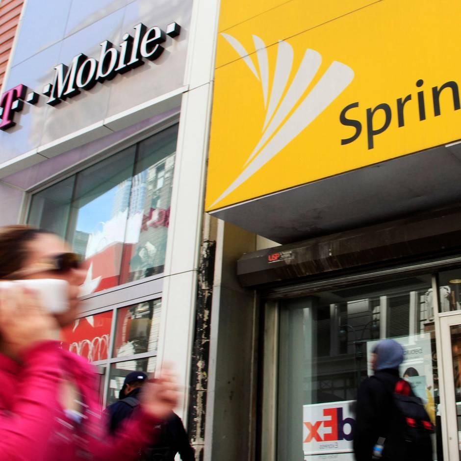 News von heute: Umstrittene Fusion: US-Telekom-Tochter T-Mobile und Sprint dürfen zusammengehen