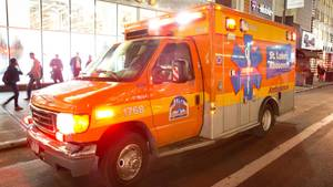 Krankenwagen in New York