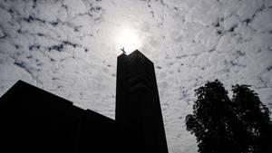 Nachrichten aus Deutschland – eine Kirche im nordrhein-westfälischen Münster