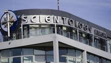 Sitz der Scientology-Sekte in Berlin