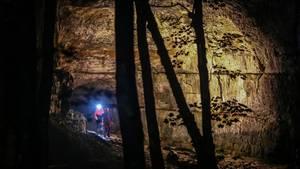 Rettungsaktion Falkensteiner Höhle